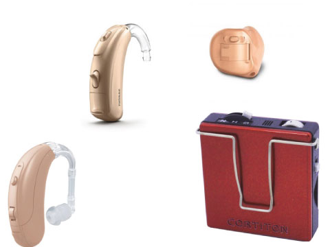 福祉補聴器