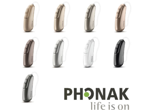 phonak cr