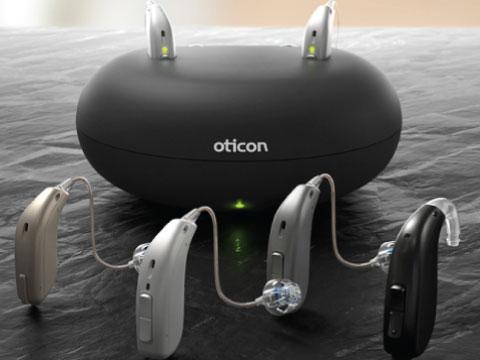 オーティコン補聴器
