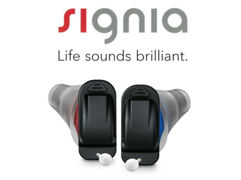 シグニア 目立たない補聴器 silkx